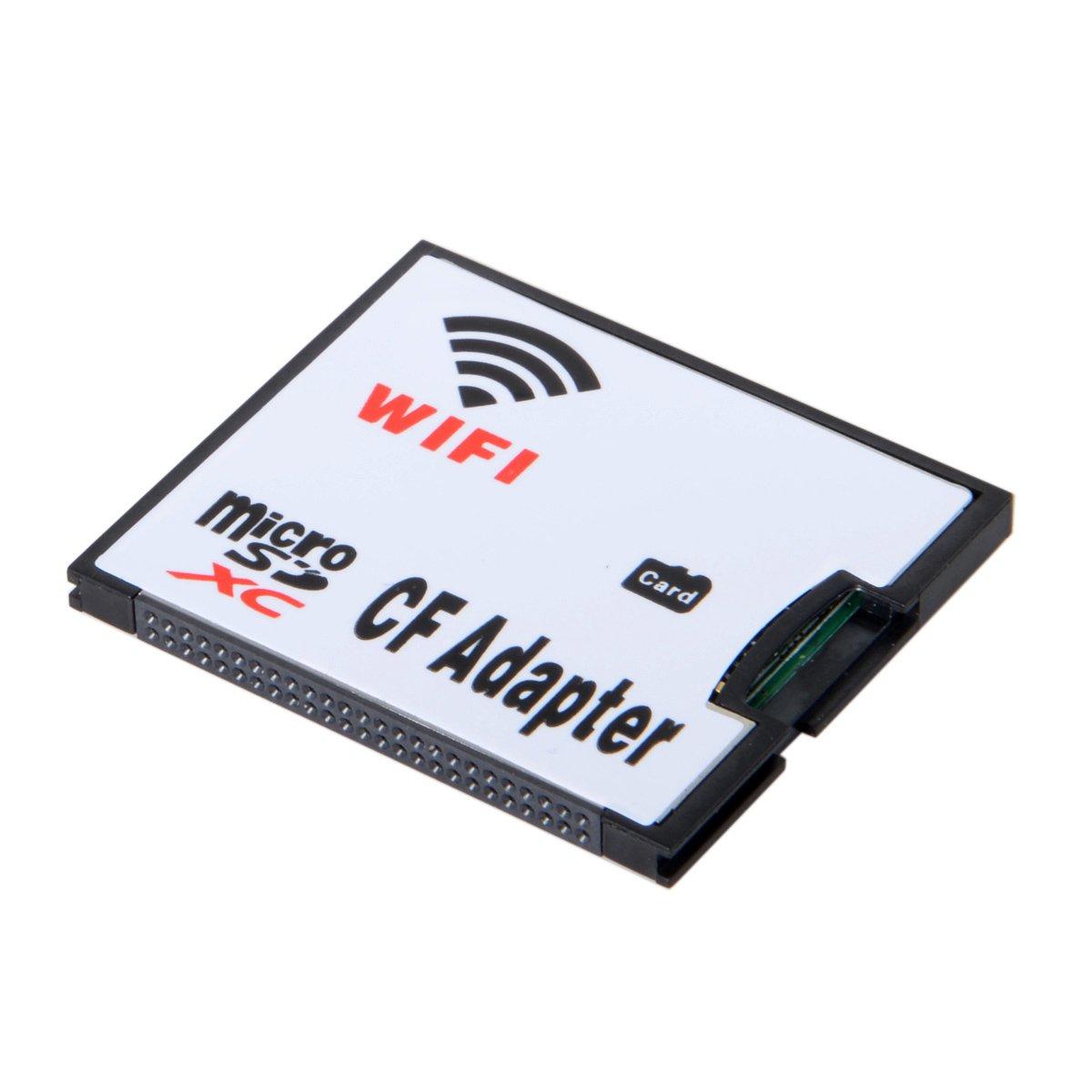 Cablecc WIFI - Adaptador de tarjeta de memoria TF Micro SD a ...