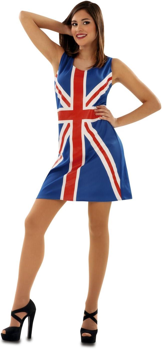 My Other Me - Disfraz de Bandera inglesa, talla M-L (Viving ...