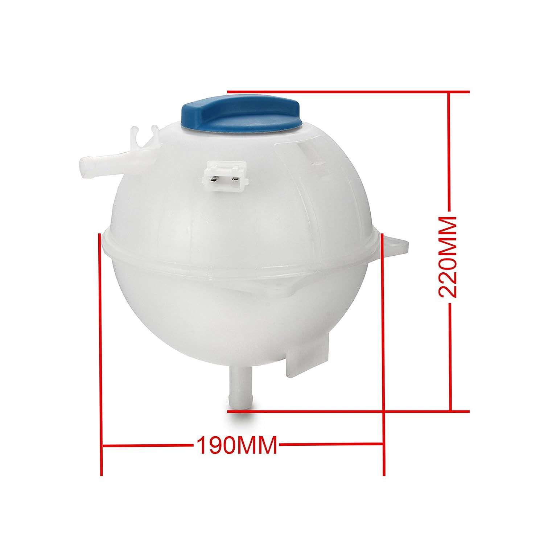 Flyn contenitore refrigerante refrigerante contenitore Compensazione Raffreddamento contenitore per VW Transporter T4/701121407b