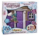 Cra-Z-Art Opening Fairy Doors Pretend Playset, Purple - Willow