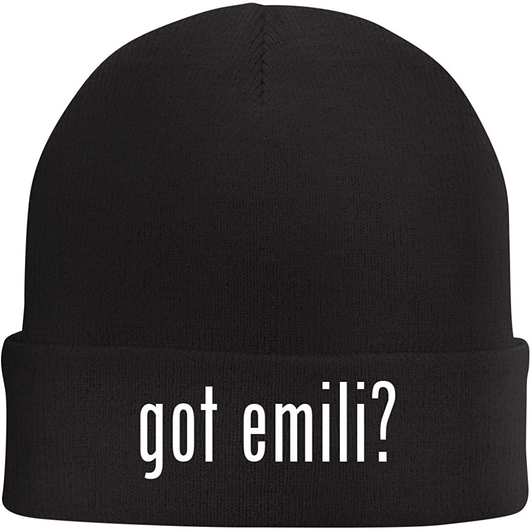 Beanie Skull Cap with Fleece Liner Tracy Gifts got Emili?