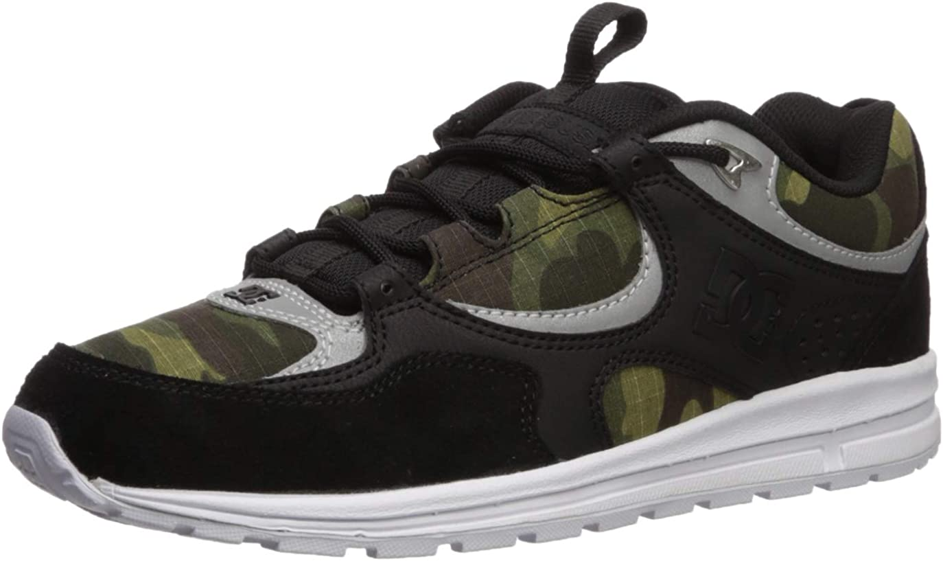 DC Mens Kalis Lite SE Skate Inspired Sneakers Shoes