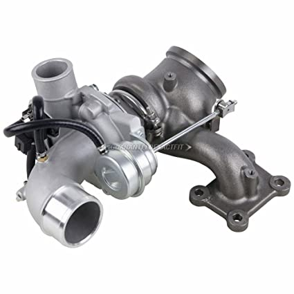 New Turbo Turbocharger For Ford Escape Focus Fusion Taurus Lincoln MKC MKZ 2.0T - BuyAutoParts