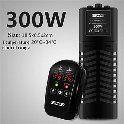 Tutoy 300W/500W Calefacción Varilla Tanque De Peces Inteligente Termostato Ajustable Frecuencia Acuario Calentador -