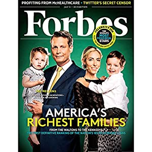 Forbes, July 14, 2014 Periodical
