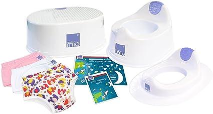 2-3 Ans Pack dApprentissage au Pot Fille Bambino Mio