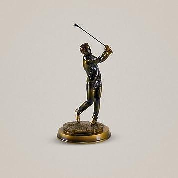 Schon Statuen Kreative Golf Figur Harz Statue Ornamente Wohnzimmer Schränke Büro  Dekoration Handwerk, 14,8