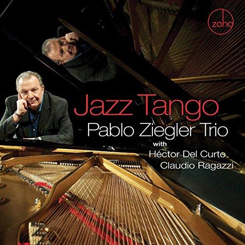CD : Pablo Ziegler - Jazz Tango (CD)