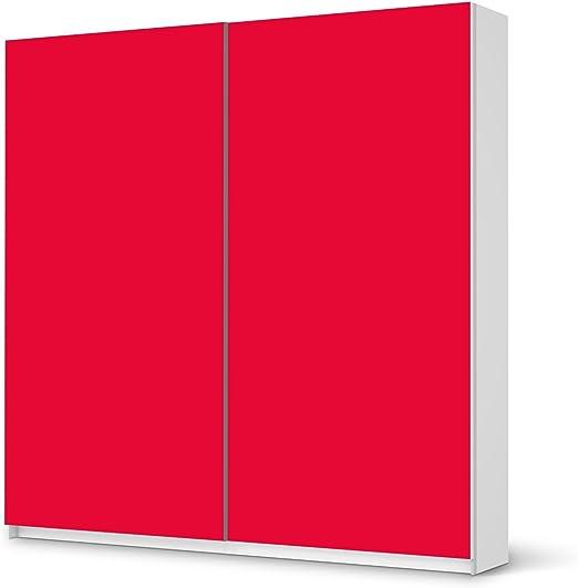 Your Design Pegatinas Papel pintado para Ikea Pax Armario 201 cm ...