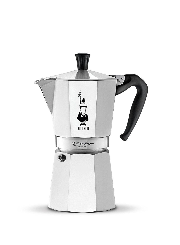 Bialetti 6-Cup Stovetop Espresso Maker by Bialetti