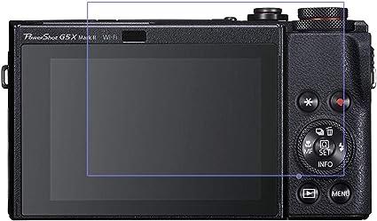 Displayschutz Für Canon Powershot G5x Mark Ii Kamera