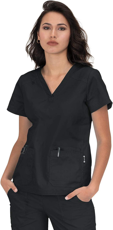 7 Colours Available Koi Nicole Womens Medical Scrub Top