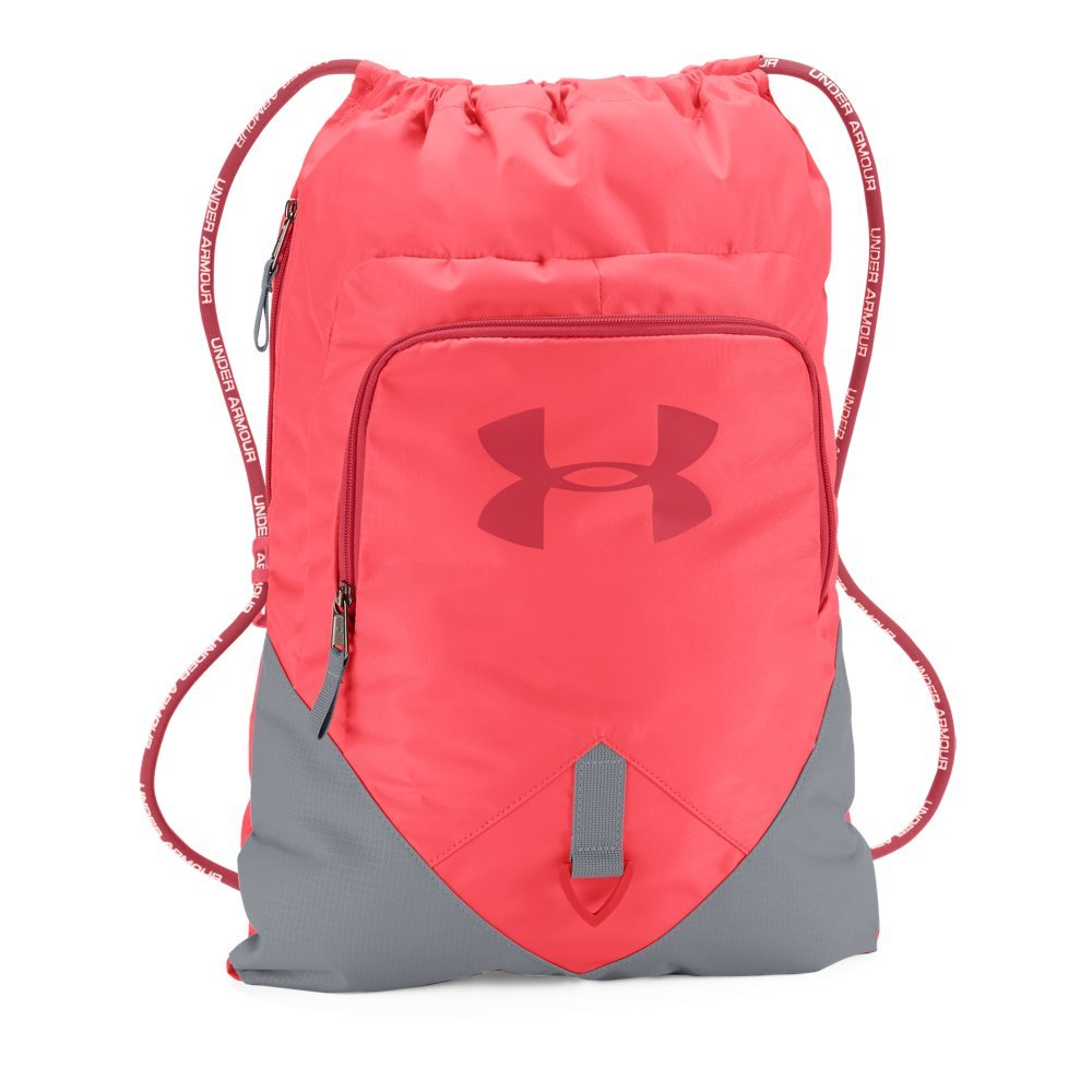 Under Armour Ua Undeniable Sackpack, Brilliance (819)/Coral Cove, One Size