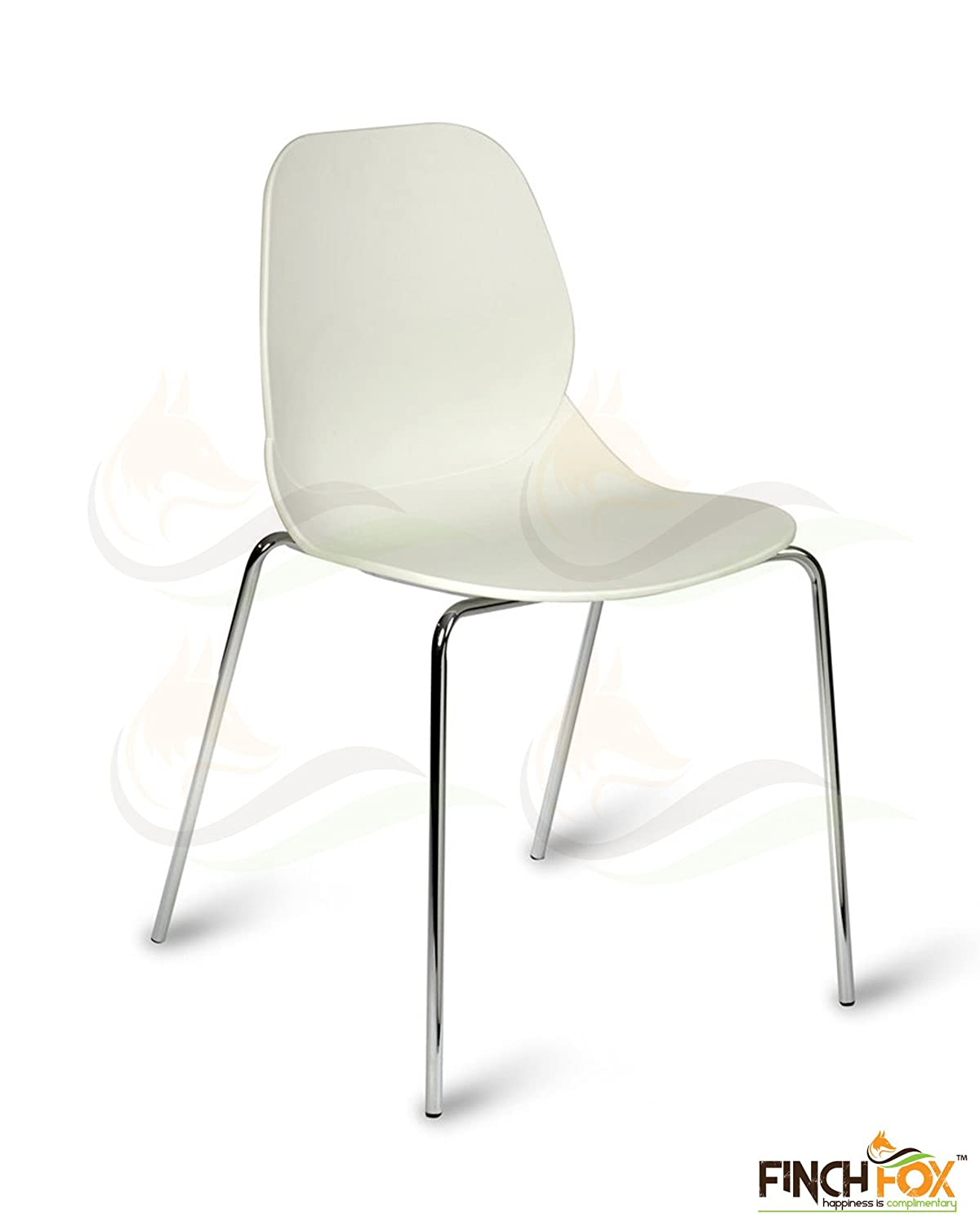 Exclusive Chrome Base 7 Leg Shoreditch Cafe Chairs for Cafeteria