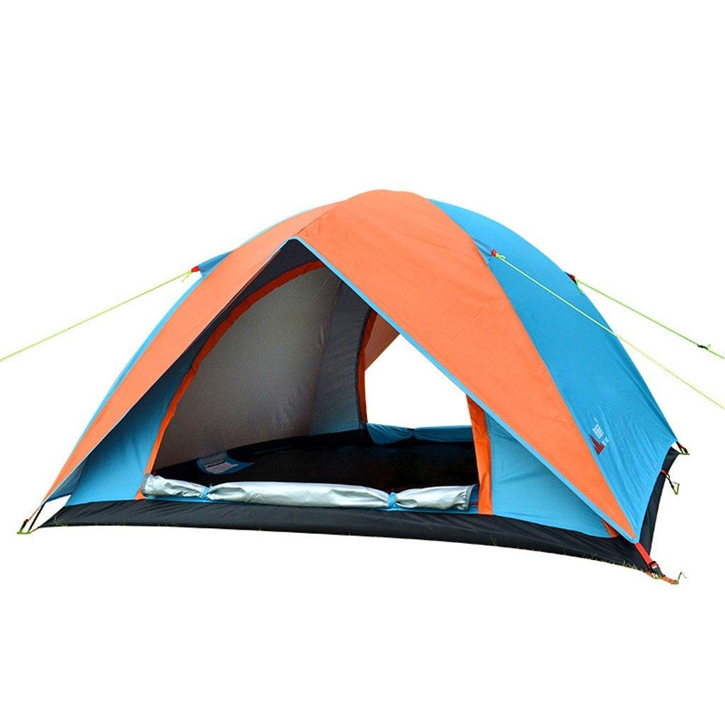 Zelte Deng Freien 3-4 Personen Familie Feld Camping Falten Auto Fahren Outdoor Angelzelt