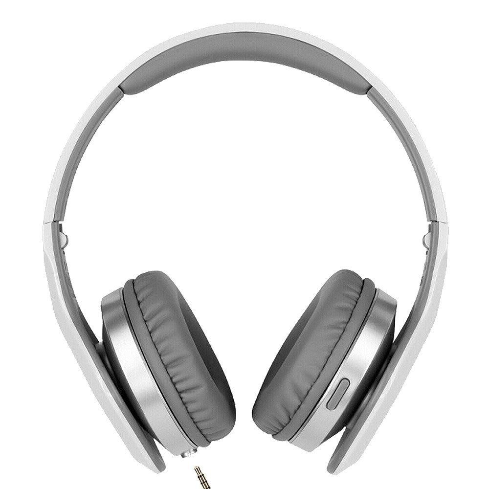 JVC HASR100XS Elation XX Headset, Silver