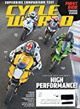 Cycle World 2016 America's Leading Motorcycle Magazine DUCATI SCRAMBLER ROADRACER Yamaha MT-10 Naked R1