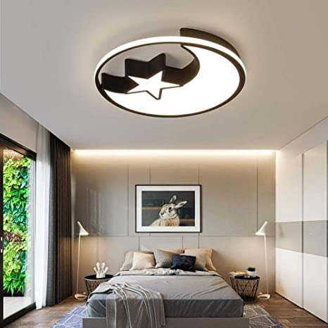 Welp Henley 36W LED plafondlamp modern slaapkamer lamp design rond UD-78