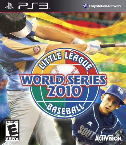 Little League World Series 2010 - Playstation 3 by Activision