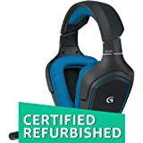 Logitech G430 7.1 DTS Headphone: X and Dolby...