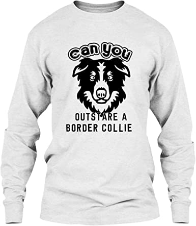 IF MY BORDER COLLIE DOESN/'T LIKE YOU T-SHIRT Funny Dog Lover Christmas Present