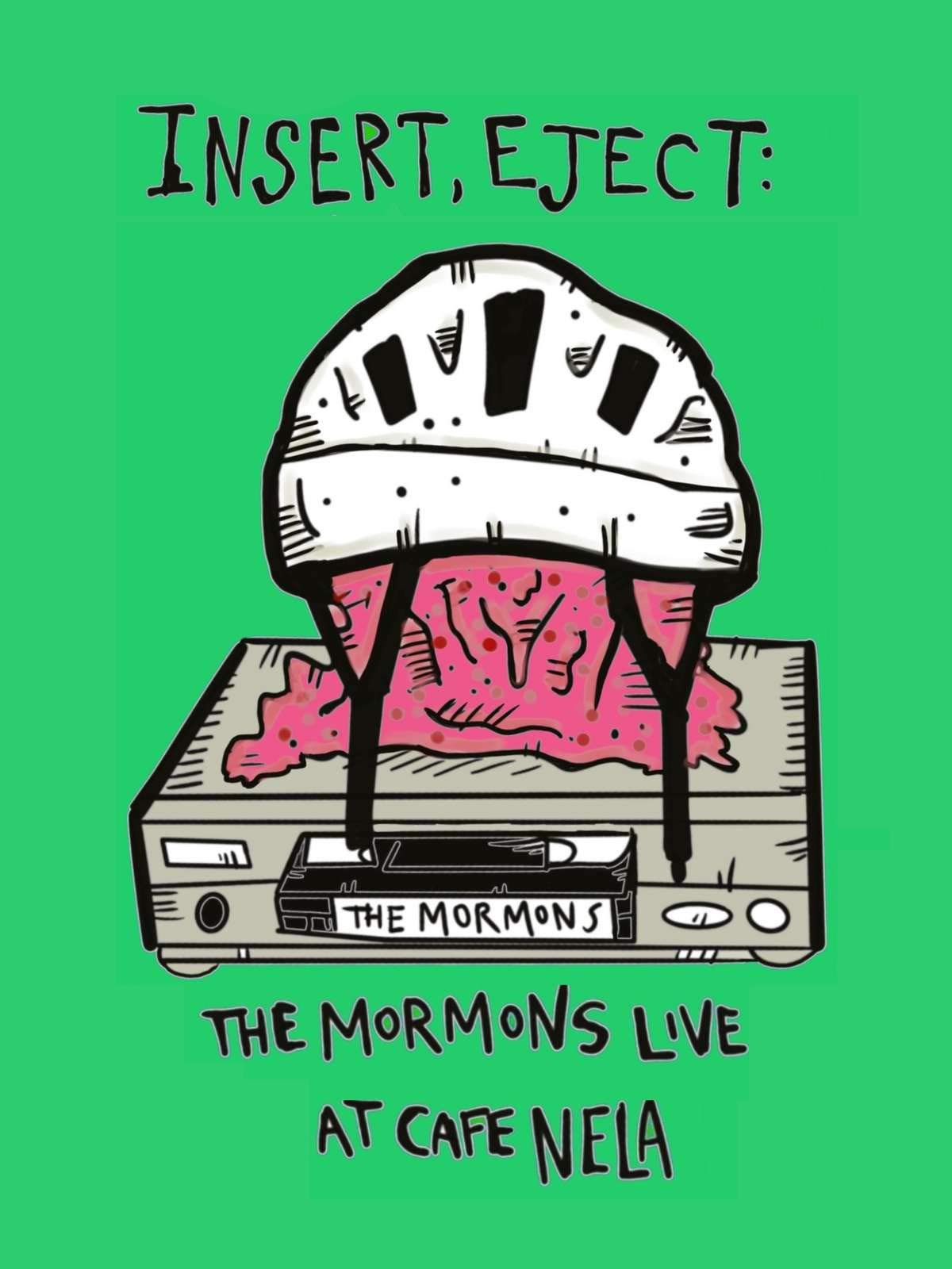 Insert, Eject: The Mormons Live at Cafe NELA on Amazon Prime Instant Video UK