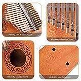Kalimba Thumb Piano Kalimba 17 Keys Finger Piano