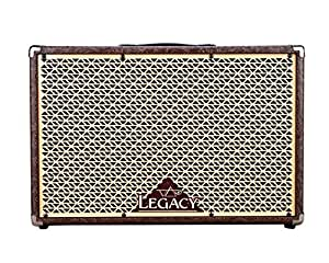 Carvin Audio C212BE Vai Legacy 3 Guitar Cabinet in Tan with Celestial Vintage 30s