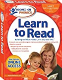 img - for Hooked on Phonics Learn to Read - Level 1: Early Emergent Readers (Pre-K | Ages 3-4) book / textbook / text book