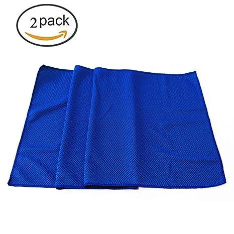 Amazon.com: Toalla de neopreno para fitness, toalla de ...