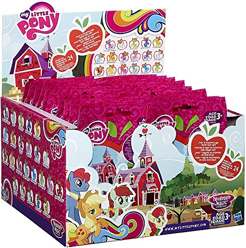 My Little Pony Surprise Bag Mini Figure Assortment by My Little Pony
