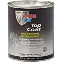 $24 » POR-15 46001 Top Coat Silver Paint 128 fl. oz.