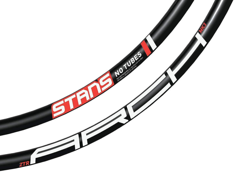 """Stan/'s No Tubes Arch MK3 Rim 29/"""" Disc Black 36H"""