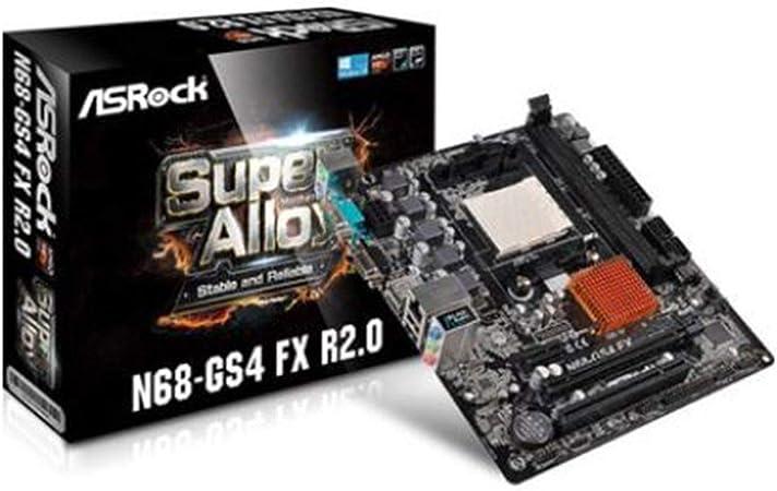 ASRock N68C-S UCC Carte m/ère AMD
