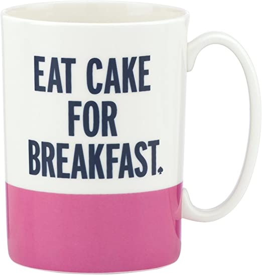 Amazon.com: Kate Spade New York Things We Love Eat Cake ...