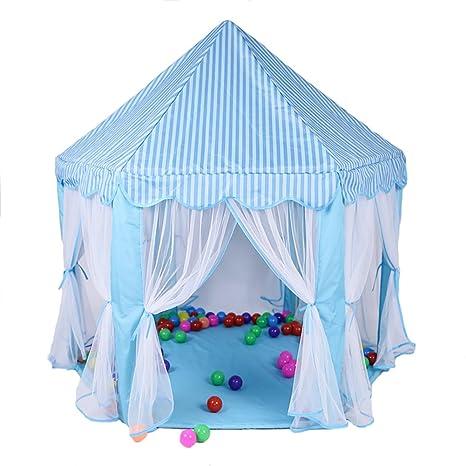 461d80dd73050 キッズテント 女の子 男の子 六角超大スベーステント 室内 ままごと 子供用テント 可愛い 防