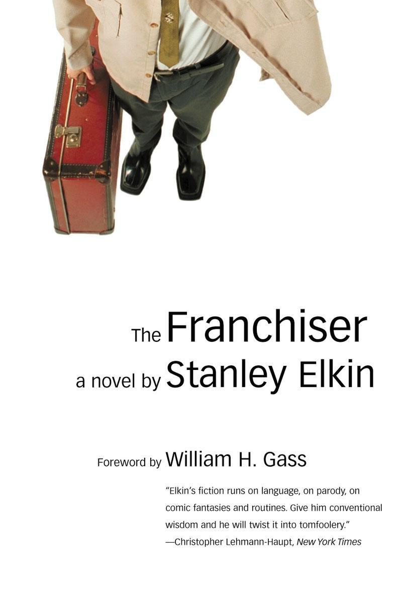 Franchiser (American Literature (Dalkey Archive)) ebook