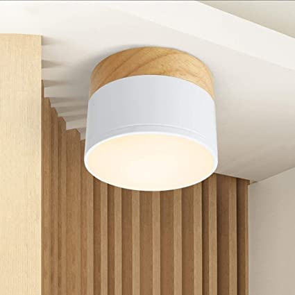 DEE Lámparas de Techo de Aluminio con luz LED de Techo ...
