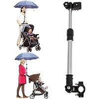 Chinatera Portable Adjustable Plastic Baby Stroller Pram Umbrella Bar Stretch Stand Holder Bracket Connector