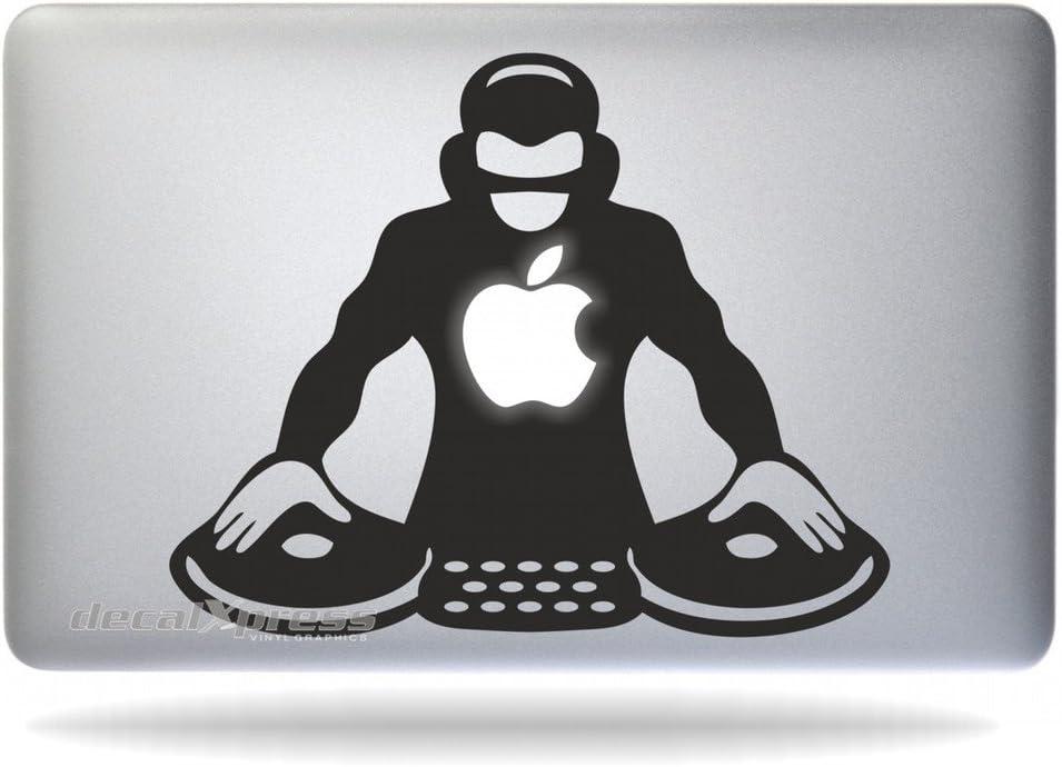 DJ Night Club- Decal Sticker for MacBook, Air, Pro All Models
