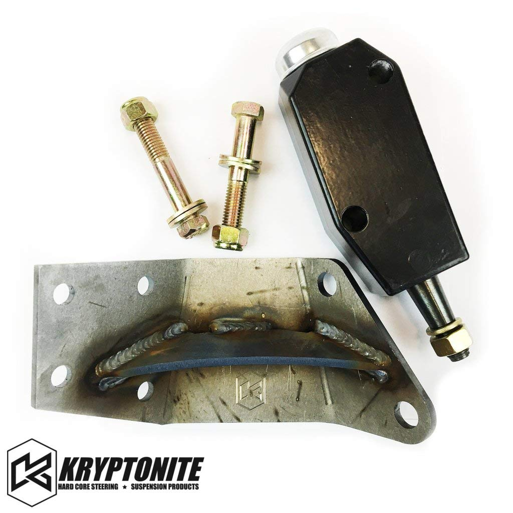 Kryptonite Death Grip Idler Side Package Compatible with 2001-2010 Chevy//GMC 2500HD 3500HD 110KRYPISP
