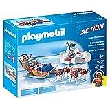 Playmobil® Husky Drawn Sled Playset, Multicolor by Playmobil®