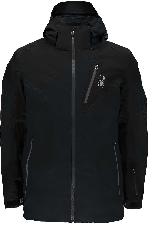 スパイダー メンズ ジャケット&ブルゾン Spyder Men's Leader Insulated Jacket [並行輸入品] B0762BJQD1  S