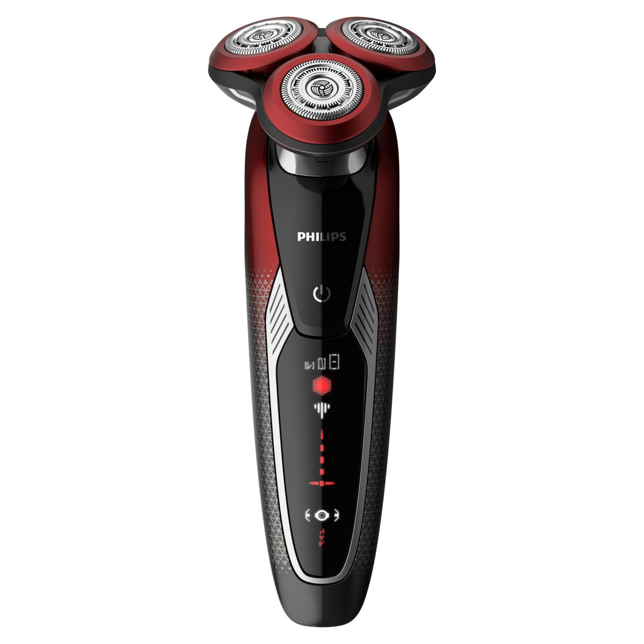 Philips Norelco Special Edition Star Wars Dark Side Wet & Dry Electric Shaver, SW9700/83, with Precision Trimmer by Philips Norelco (Image #9)