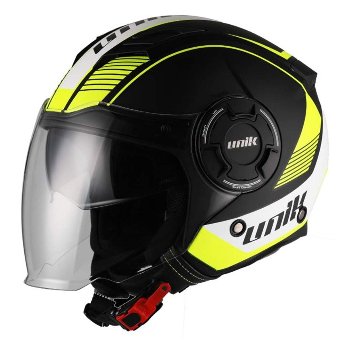 Unik CASCO CJ-11 WOLF (XL): Amazon.es: Coche y moto