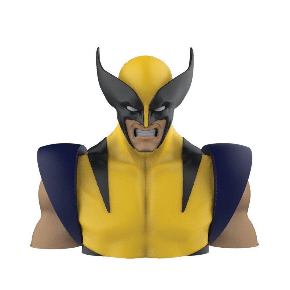 Wolverine Buste Tirelire Semic Distrib BBSM009 Lycée parascolaire