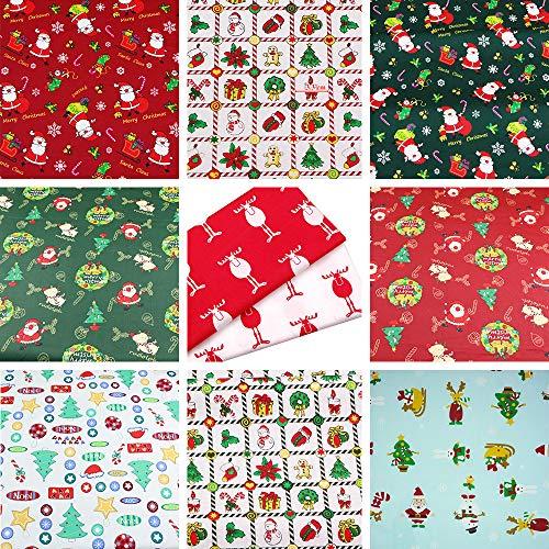 Expert choice for fat quarters fabric christmas