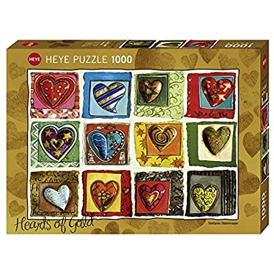 Heye Puzzle Classico Hearts Of Gold You And Me Vd 29807