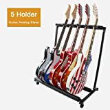 MultiWare Guitar Stand Multiple Guitar Rack 5