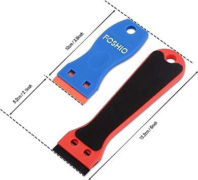 Amazon.com: FOSHIO - 1 rascador de plástico multiuso de 6 ...